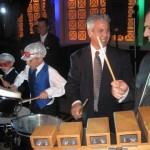 bang on the drum 150x150 Marcos Walk off Communion in the Palazzo Ballroom at the Venetian