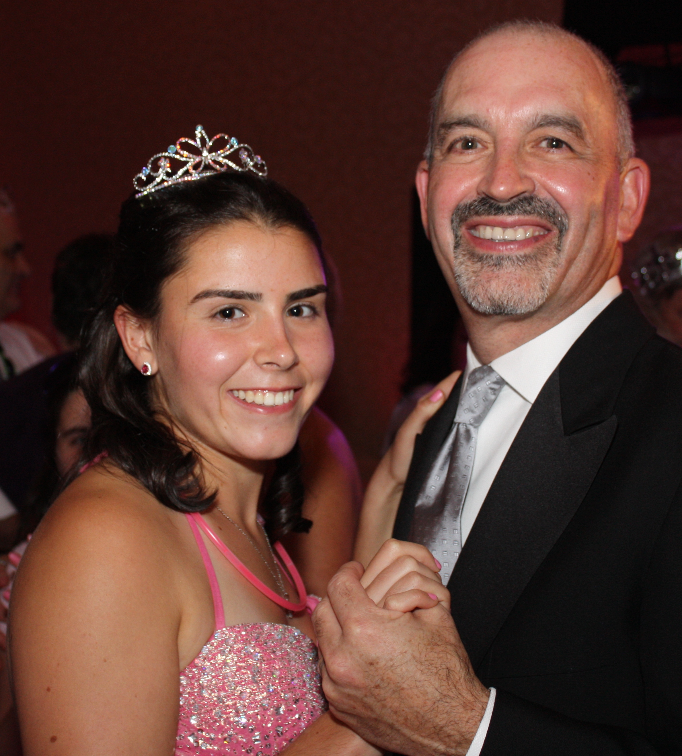 taylor madison and dad A Royal Sweet 16 for Madison at Dolce