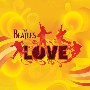 Cirque Du Soleil's interpretation of the Beatles music library, Love