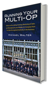 book1 180x300 This Is How We Do It   Marcello Recommends: Running Your Multi Op by Michael Walter  