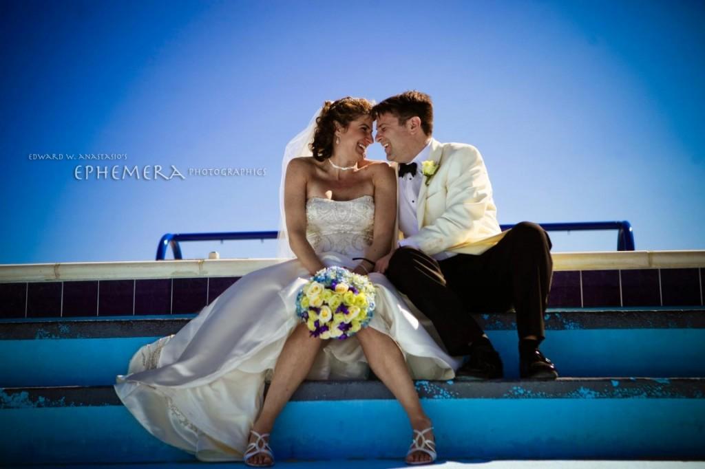 Jen and Evan- Photo by Edward Anastasio, Ephemera Photographics