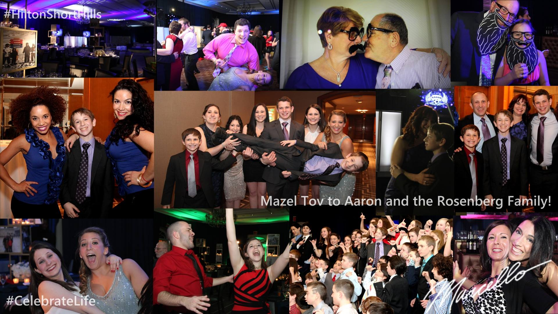MMP Entertainment, Short Hills Hilton, NJ Bat Mitzvah, NJ Bar Mitzvah, Marcello Pedalino
