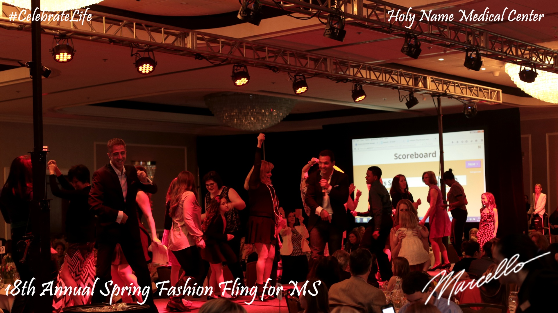 Marcello Pedalino, Spring Fashion Fling for MS, Teaneck Marriott At Glenpointe.
