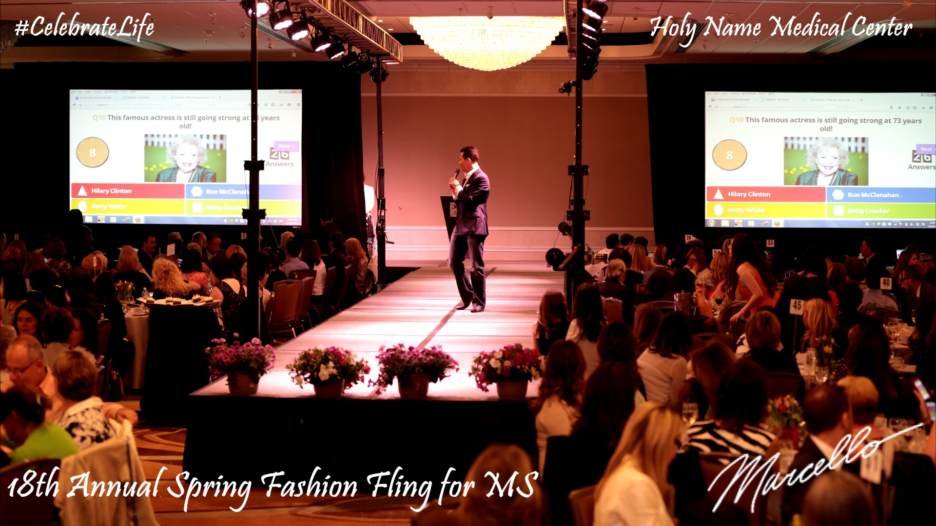 Marcello Pedalino, Spring Fashion Fling for MS , Teaneck Marriott At Glenpointe.