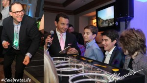 MMP Entertainment, Marcello Pedalino, Short Hills Hilton, NJ Bar Mitzvah DJ, Special Event Production, Celebrate Life