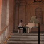 Hip Hop Piano Player