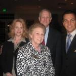 Mary Ellen Hatcher, Maureen & Jeff Beers