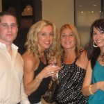 Clients Elizabeth and Laura with Fred & Joesephine