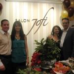Team Jofi- Fred & Josephine Castrovinci, Firorella & Frank Galella