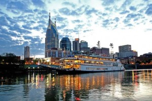 Nashville, Tennesse Skyline