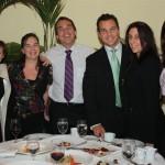 Judith, Robin, Michael, Jaclyn & Lynn at Gotham