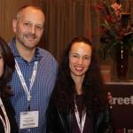 Tina Goldstone, Adam Bratt & Beth Greenberg from Jersey Street