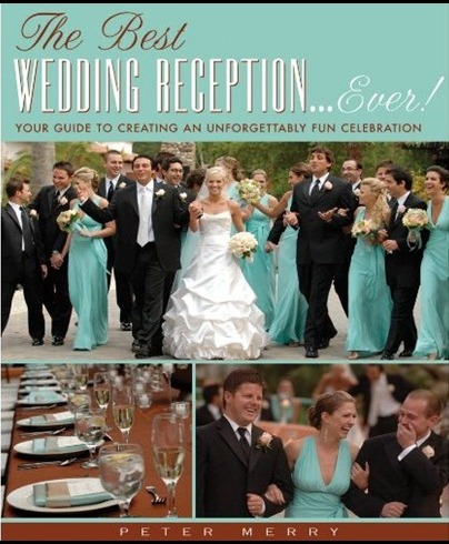 The Best Wedding Reception... Ever! cover.