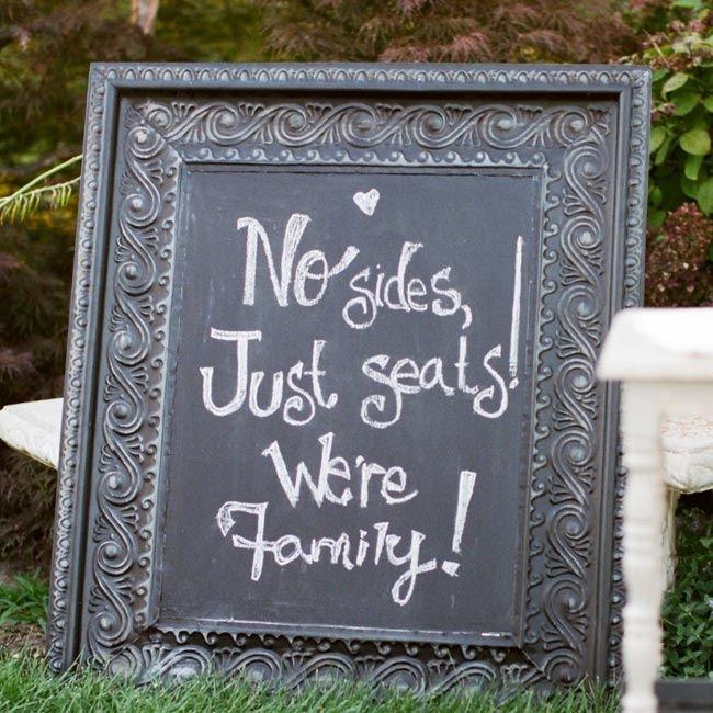 No Sides.  MMp Entertainment, Marcello, Wedding Tips