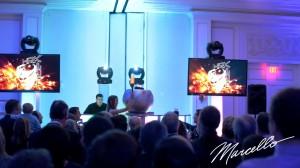 Marcello Pedalino, Woodcliff Lake Hilton, MMP Entertainment,
