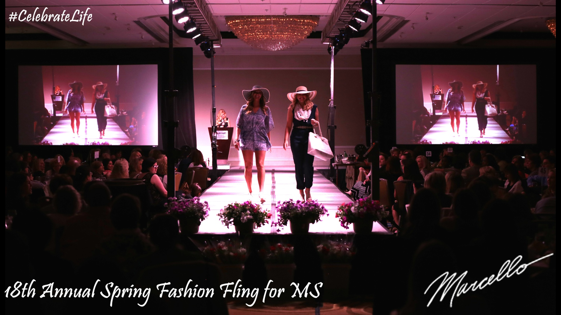 Marcello Pedalino, MMP Entertainment, Celebrate Life®, Spring Fashion Fling For MS,  Teaneck Marriott At Glenpointe.