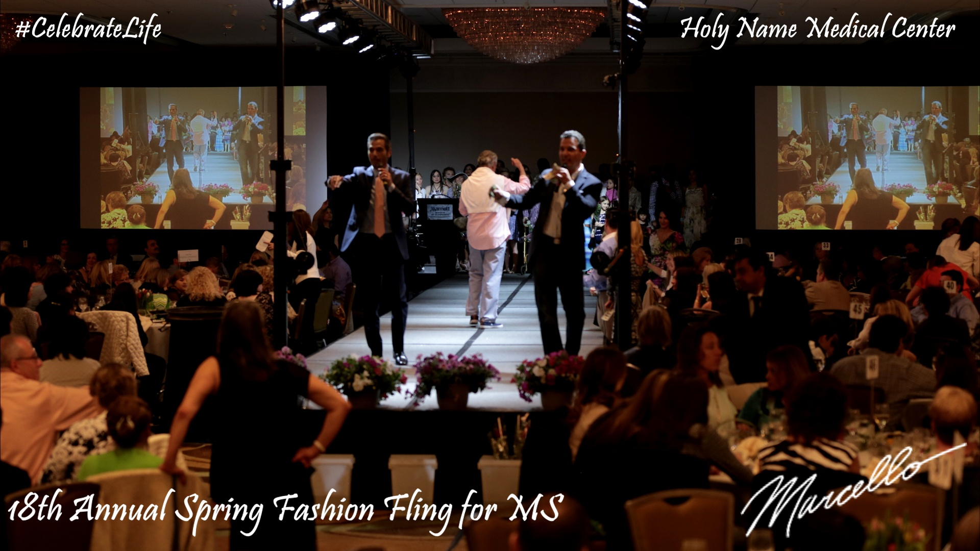 Marcello Pedalino, Spring Fashion Fling for MS, Chris Cimino and Mayor Joe Parisi, Teaneck Marriott At Glenpointe.