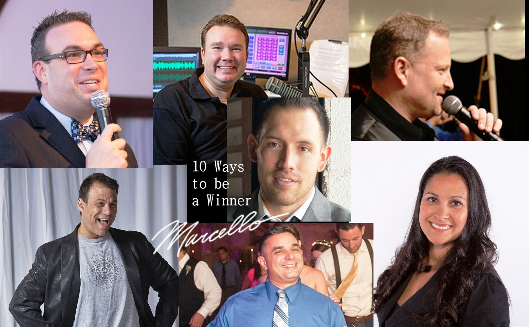 10 Ways To Be A Winner: Dj of the Year Insights from Marcello Pedalino with Pascal Levesque, Adam Weitz, Steve Mood, Jazmine Gonzalez Bumpass, Darryl Jake Jacobsen, Jack Bermeo, Vinny Liotta